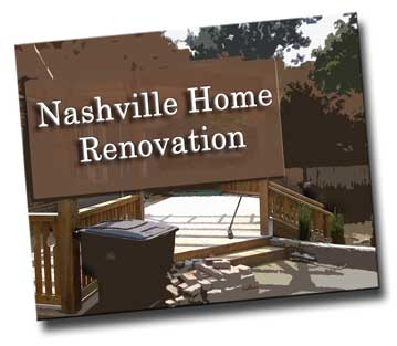 Nashville Home Renovation